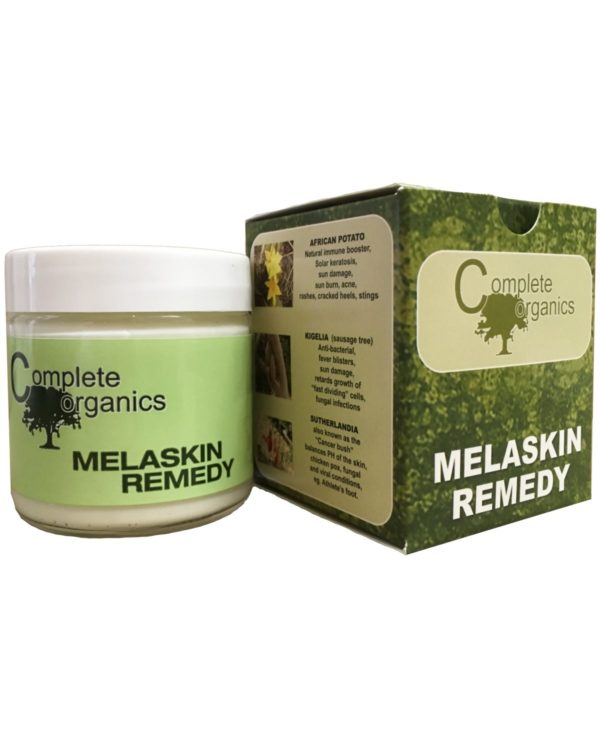 Melaskin Organic Cream 100ml