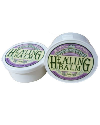 Just Natural Healing Balm 30g