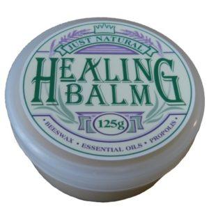 Just Natural Healing Balm 125g