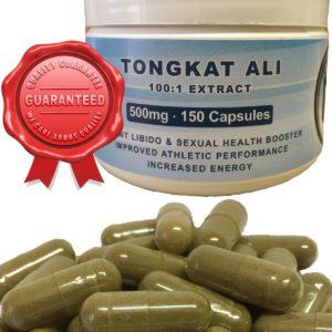 Tongkat Ali Extract Capsules
