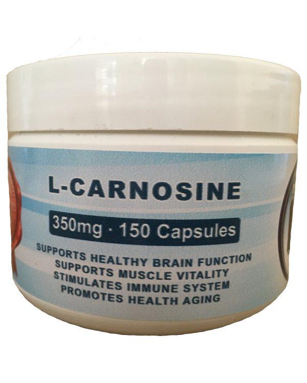L-Carnosine 350mg Caps